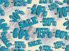 Free Sale Royalty Free Stock Photo - 4908305