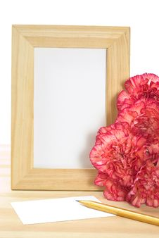 Free Empty Photo Frame Royalty Free Stock Photos - 4908408