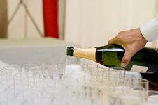 Free Preparation For A Celebration Royalty Free Stock Image - 4909596