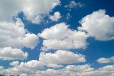 Free Clouds Stock Image - 4909871