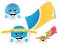 Free Smiley Anime Emoticons Stock Photo - 4910770
