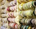 Free Reels Of Ribbons Stock Image - 4911081