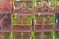 Free Lobster Pots Royalty Free Stock Photo - 4913665