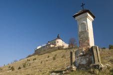 Free Krasna Horka Castle, SLovakia Stock Images - 4910164