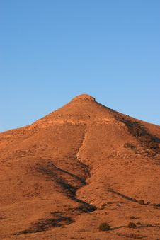 Free Desert Cone Royalty Free Stock Image - 4910266