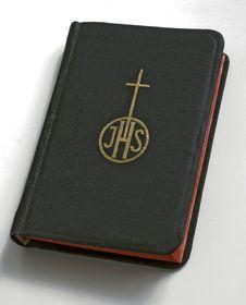 Free Old Prayer Book Stock Image - 4910361