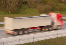 Free Cargo On The Way Stock Photography - 4910372