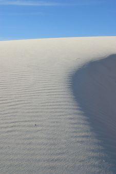 Free Sand Dune Stock Image - 4910421
