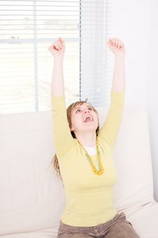 Free I M So Happy! Stock Photo - 4910610