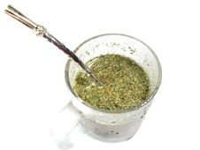 Free Cup With Mate Tea 2 Stock Photography - 4910652