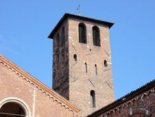 Free Sant Ambrogio Church Royalty Free Stock Images - 4910959