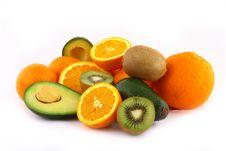 Free Fruits Royalty Free Stock Photos - 4911048