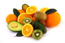 Free Fruits Royalty Free Stock Photography - 4911137