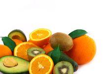 Free Fruits Stock Image - 4911161