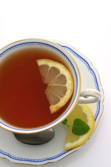 Free Cup Of Tea Royalty Free Stock Photography - 4911377
