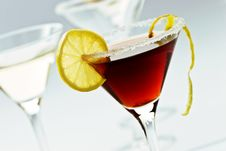 Free Cocktail Royalty Free Stock Image - 4911746