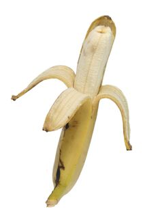 Free Ripe Banana Stock Photography - 4912162