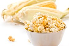Free Popcorn Royalty Free Stock Image - 4912246