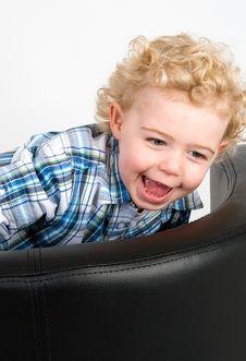 Free Laughing Boy Royalty Free Stock Image - 4912866