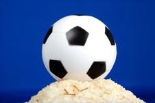 Free Soccer Ball Royalty Free Stock Photo - 4913215