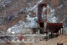 Free Abandoned Mine Stock Photography - 4913632