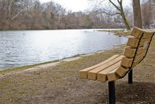 Free Empty Bench Stock Photos - 4913753