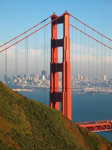 Free Golden Gate Royalty Free Stock Photos - 4914188