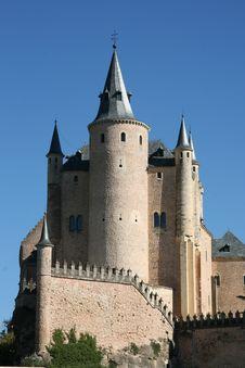 Free Segovia Stock Image - 4914231