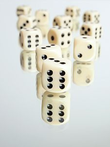 Free Dice Royalty Free Stock Images - 4915679