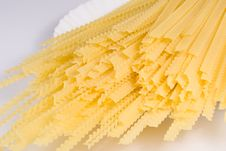 Free Background From Pasta Royalty Free Stock Photography - 4916487
