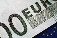 Free Euro Banknote Stock Photo - 4916830