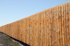 Free Wooden Paling Stock Images - 4917724