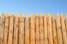 Free Wooden Paling Stock Photography - 4917922