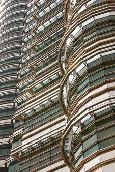 Free Petronas Towers Stock Image - 4918021