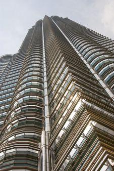 Free Petronas Towers Stock Photo - 4918210