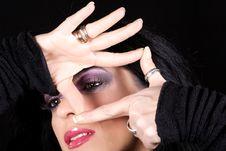 Free Photoshoot Royalty Free Stock Photography - 4918417