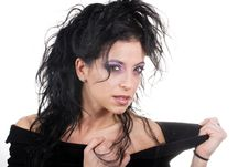 Free Bad Hair Day Royalty Free Stock Photo - 4918525