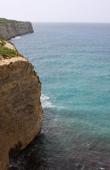 Free Cliffs Stock Photography - 4918652