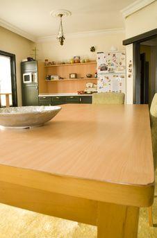 Free Custom Kitchen Stock Images - 4918654