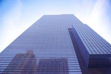 Free Office Skyscraper Royalty Free Stock Photos - 4919278