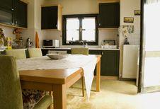 Free Custom Kitchen Stock Image - 4919421