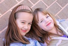 Free Two Sisters Stock Images - 4919734