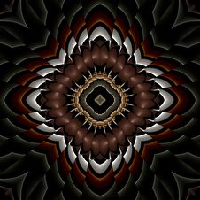 Free Layered Masculine Mandala Stock Photos - 4919883