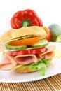 Free Sandwich Royalty Free Stock Photos - 4928888
