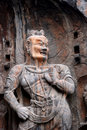 Free Stone Statue Of The Vajra Stock Photography - 4929022