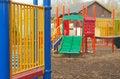 Free Childrens Playground Stock Photo - 4929300