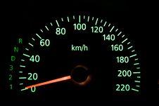 Free Speedmeter Stock Photo - 4920080