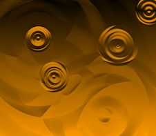 Free Button Fractal Stock Photography - 4920802