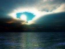 Free Sunset Or Sunrise Stock Photo - 4921030