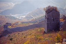 Free The Great Wall Stock Image - 4921251